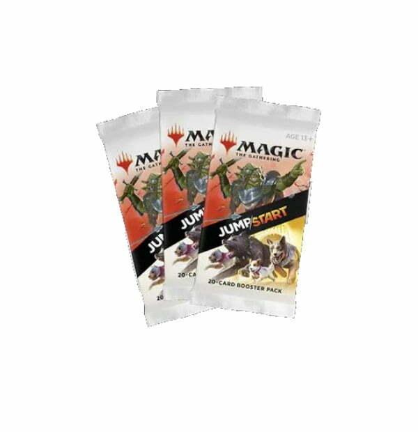 Magic the Gathering: Jumpstart Booster