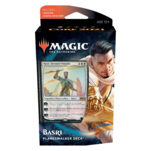 Magic the Gathering: Core Set 2021 Basri Planeswalker Deck
