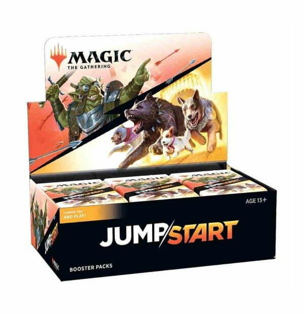 Magic the Gathering: Jumpstart Booster Box