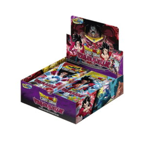 Dragon Ball Super Card Game: Unison Warrior Series: Vermilion Bloodline Booster Box