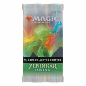 Magic the Gathering: Zendikar Rising Collector Booster