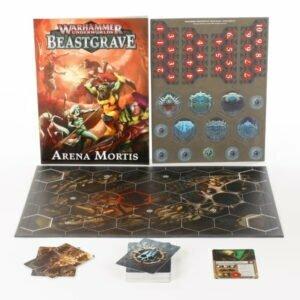 Warhammer Underworlds: Beastgrave – Arena Mortis