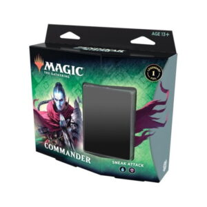 Magic the Gathering: Zendikar Rising Sneak Attack Commander Deck