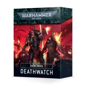 Deathwatch Datacards