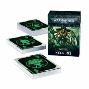 Necrons Datacards