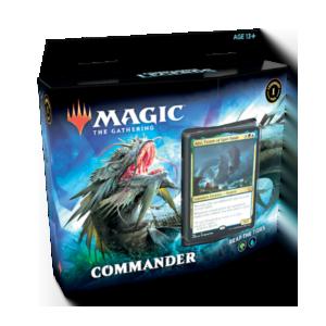 Magic the Gathering: Commander Legends Reap the Tides Commander Deck