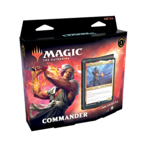 Magic the Gathering: Commander Legends Arm for Battle Commander Deck