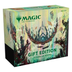 Magic the Gathering: Zendikar Rising Bundle Gift Edition