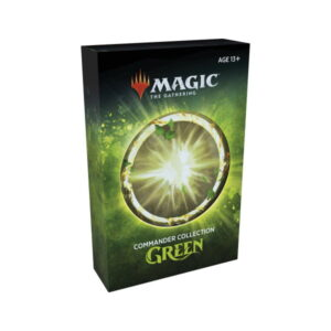 Magic the Gathering: Green Commander Collection