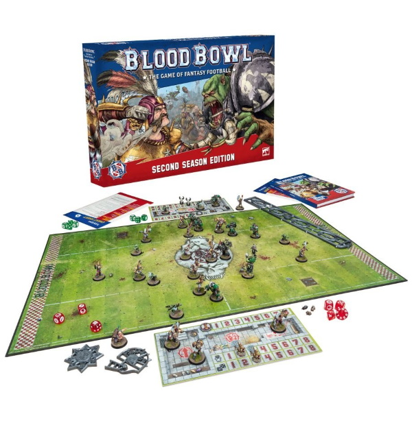 Blood Bowl Second Season Edition (January Wave)