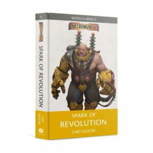 Spark of Revolution (HB)