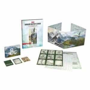 Dungeons & Dragons: Dungeon Master's Screen Wilderness Kit