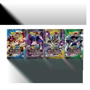 Dragon Ball Super Card Game: Unison Warrior Series Vicious Rejuvenation Booster