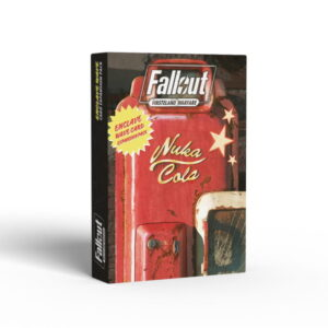Fallout: Wasteland Warfare - Accessories: Enclave Wave Card Expansion Pack