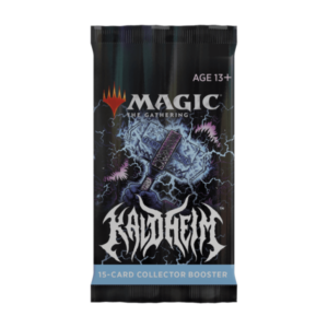 Magic the Gathering: Kaldheim Collector Booster