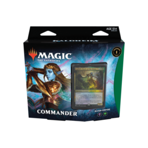 Magic the Gathering: Elven Empire Commander Deck