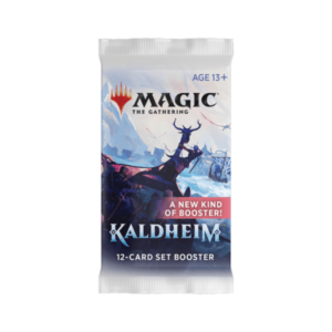 Magic the Gathering: Kaldheim Set Booster