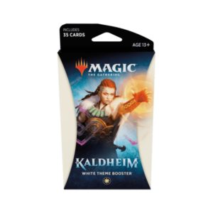 Magic the Gathering: Kaldheim White Themed Booster